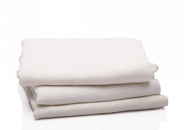 100 Linen Bath Towel Bt 03 W